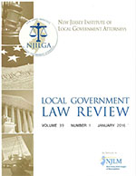 Local Government Law Review